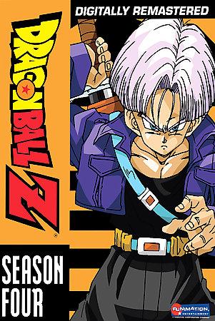 DRAGON BALL Z:SEASON 4 BY DRAGON BALL Z (DVD)