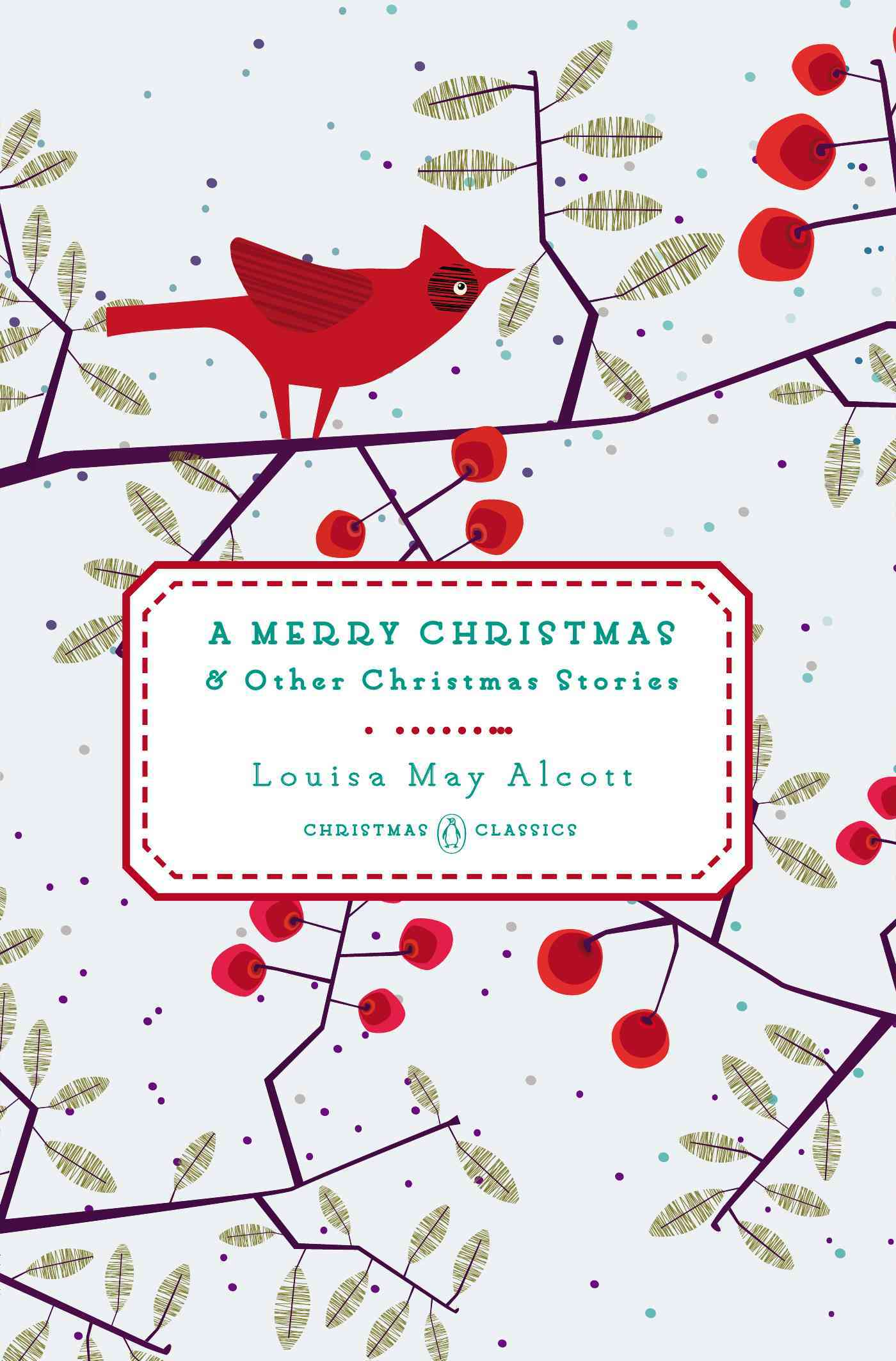 A Merry Christmas By Alcott, Louisa May